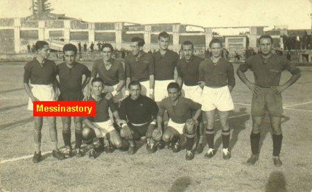 Oronzo Pugliese con il Messina